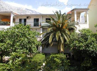 Iznajmljujem Stan-Apartman Jukanović, Baška Voda, Makarska